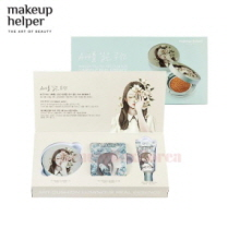MAKEUP HELPER Art Cushion Luminous Real Essence Set SPF50+ PA+++ [Emotional Edition]